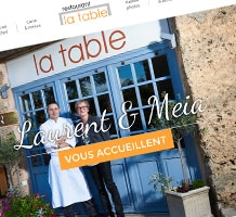 Restaurant La Table